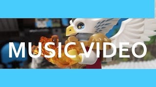LEGO Chima Fire vs Ice Music Video - Horizon