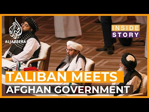 Afghanistan's government meets the Taliban for the first time | Inside Story