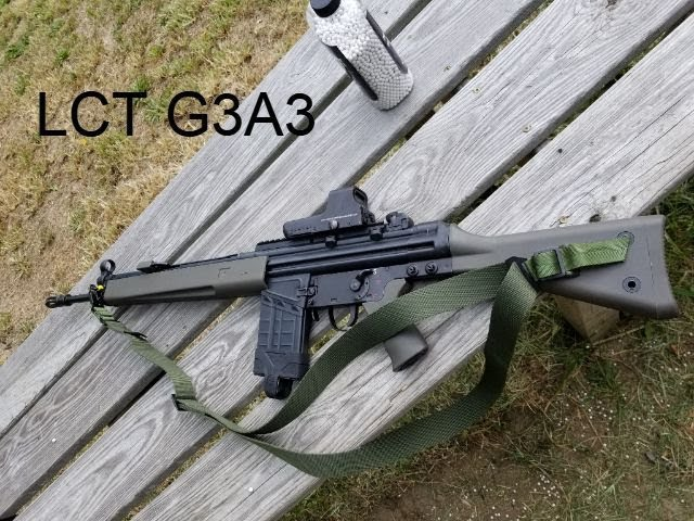 LCT G3A3 Gameplay - River City Operation Extraction Point