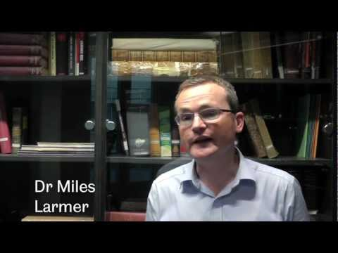 Angola - Africa's 'hot' Cold War - Dr Miles Larmer, former University of Sheffield lecturer