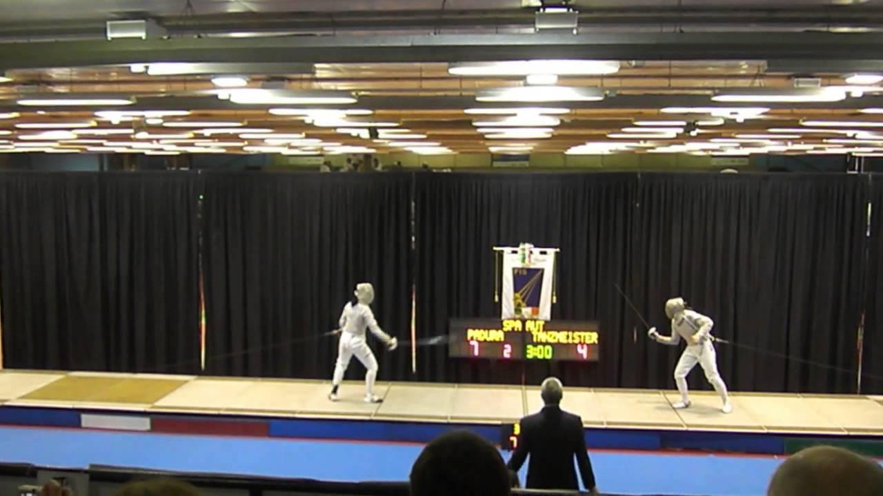 Semifinal Terni 2013, Padura - Tanzmeister (Parte 2)
