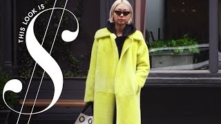 Would You Spend $7,000 on This NYFW Look? | This Look Is Money | Harper