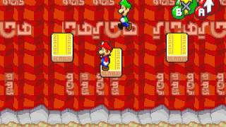 Mario & Luigi Superstar Saga ~ Skipping through Guffawha Ruins