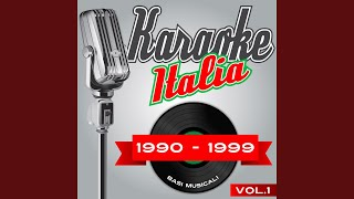 Notte bella magnifica (Originally Performed by Amedeo Minghi) (Karaoke Version)