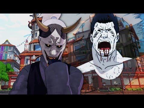 WALL OF TRUMP DEFENSE BUILD (Kisame CaC Build) Naruto to Boruto Shinobi Striker GAMEPLAY