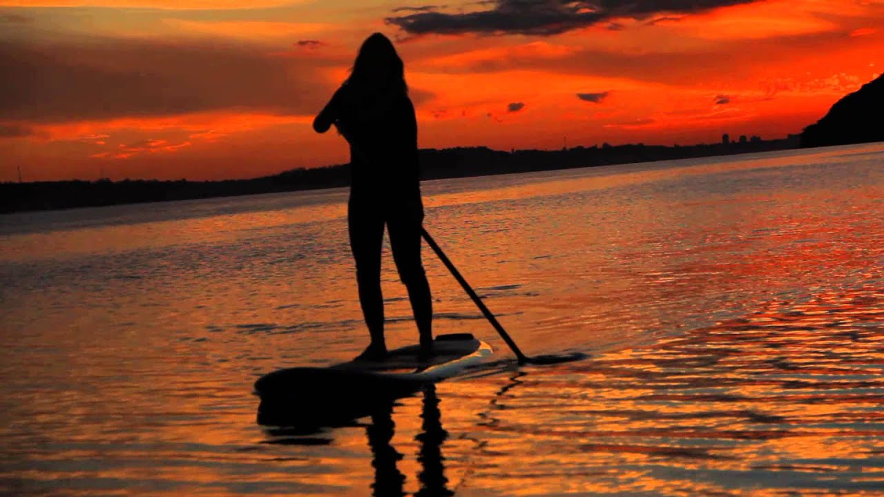 Stand Up Paddle Boarding KM Hawaii STYLE! - YouTube