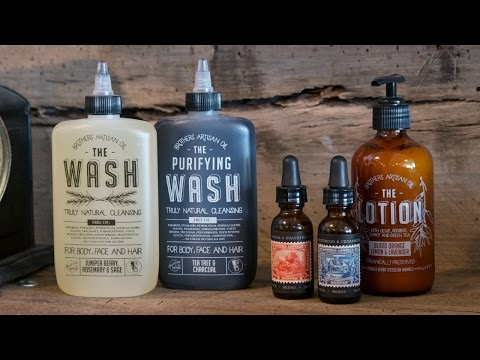 Does your beard need oiling?