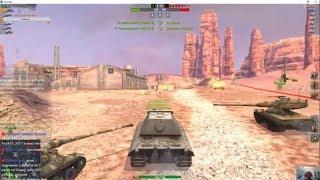 World of Tanks Blitz, дали мастера на E 75