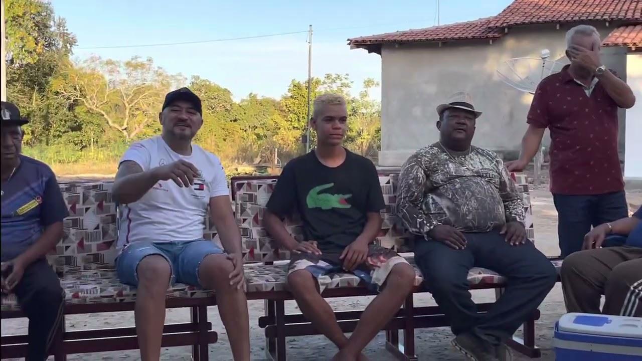 CHARLLES PROMOVE O REENCONTRO DE BABAÇU E O POLICIAL QUE O PRENDEU | COMÉDIA SELVAGEM