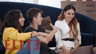 Élite   Aftershow: Episodio 1 - Guzmán, Lu y Nadia...