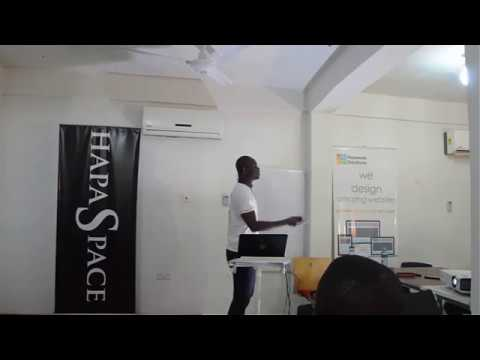 Kumasi Tech Community meetup with Eduwaynes Consult on Project Management