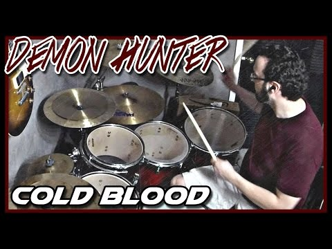 Demon Hunter  Cold Blood  Drum   Out