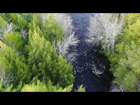 Mersey River Chalets and Nature Retreat.  Maitland Bridge, NS CAN
