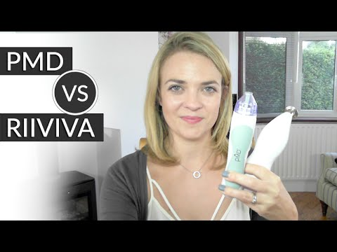Home Microdermabrasion - PMD vs Riiviva by CURRENTBODY