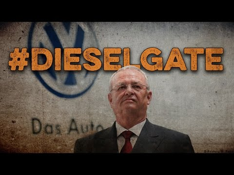 Volkswagen CEO Resigns After Dieselgate Cheating Scandal