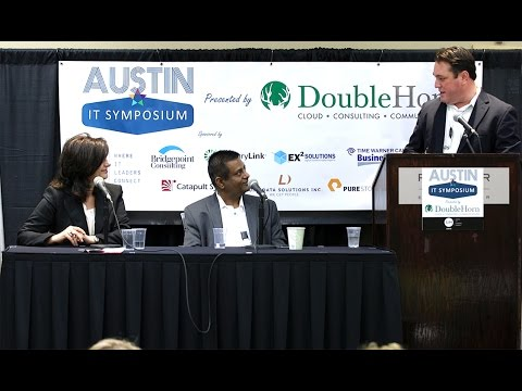 Gaining Business Value from IoT, Big Data, Cloud and Cloud Brokerage | Austin IT Symposium 2016