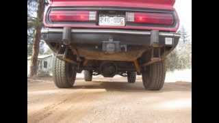 AMC Eagle / Jeep Cherokee Axle swap.wmv