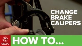 How To Change Your Road Brake Calipers And Set Up Your Brakes