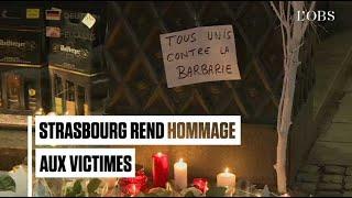Après la fusillade à Strasbourg, l