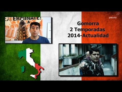 SERIES TV SOBRE LA MAFIA (CRIMEN ORGANIZADO)