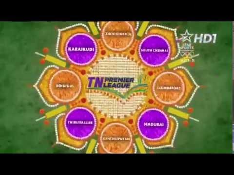 TNPL 2016 promotional video and anthem