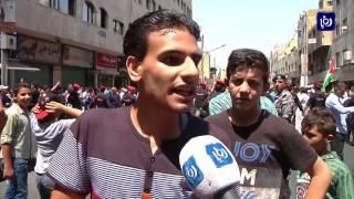 مسيرات نصرة للمسجد الاقصى المبارك وللتنديد بحادثة السفارة - (28-7-2017)