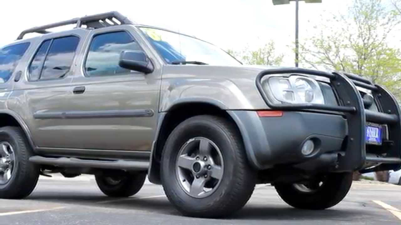 Pre Owned Special Vehicle 2002 Nissan Xterra Se Fisher Auto Boulder Co