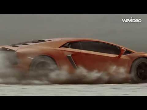 Lamborghini Aventador TRAP Music Commercial