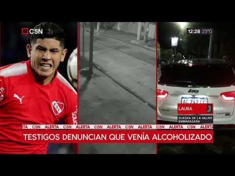 Representante de Alan Franco aseguró que el jugador no estaba alcoholizado al momento del accidente