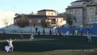 RESUMEN - ATLETICO VILLAR C.F. - C.D.F.B. LA ELIANA ( 2-1 )