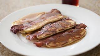 Bacon Pancakes | Byron Talbott
