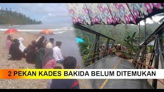 Dukun Diterjunkan Cari Kades yang Terseret Banjir, 2 Pekan Belum Ditemukan !!