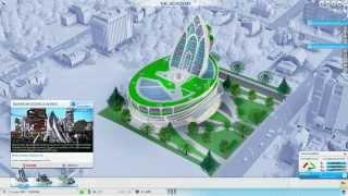 Sim City -7- Cities of Tomorrow