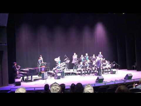 "Agoura High School Studio Jazz - ""The Eternal Triangle"""