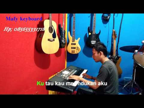 SAYANG JOWO SAMPLING KORG Pa600 Cover Mafy keyboard