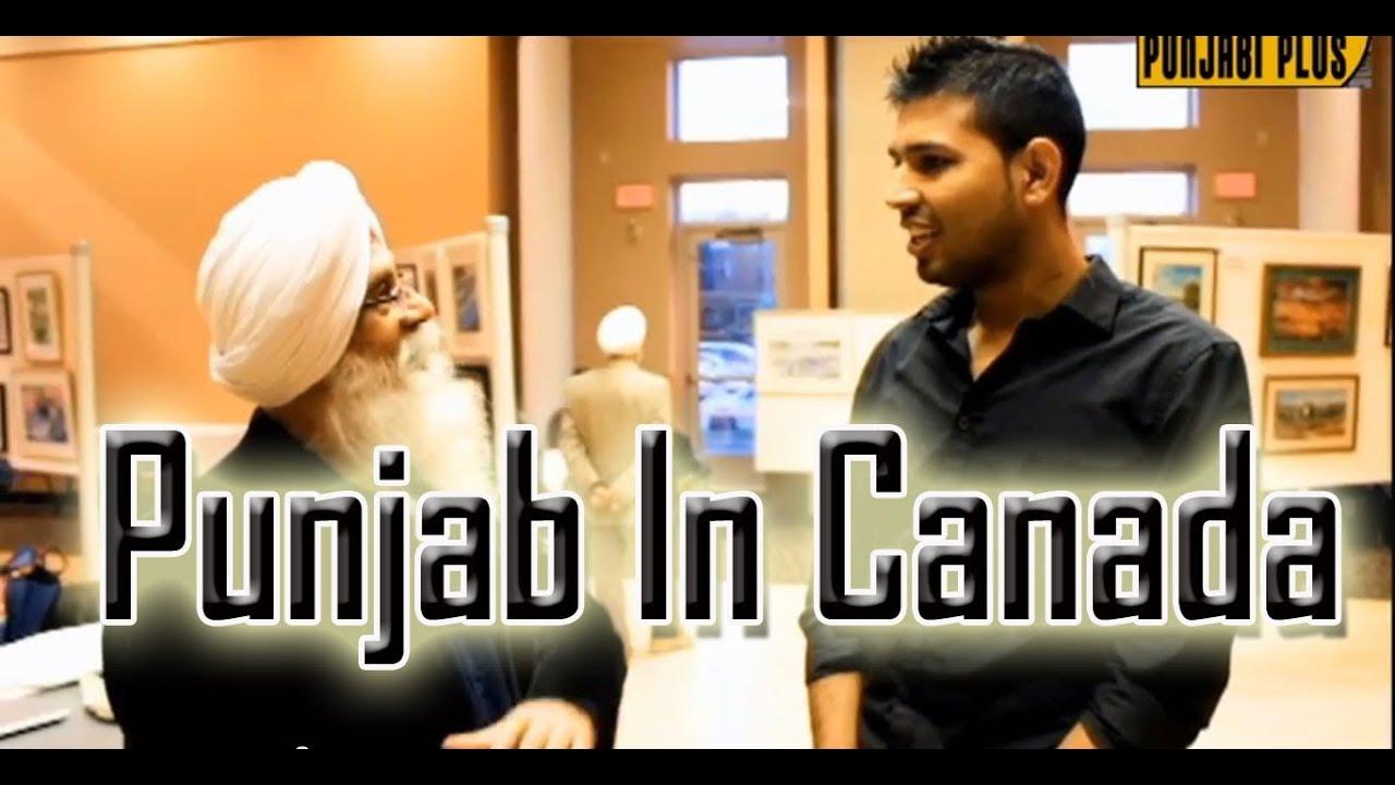 Punjab In Canada   Johny Hans   Manjit Singh Chatrik   Montreal