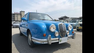 Sold out 1995 Mitsuoka viewt HK11-130765 Japanese used car export #mitsuoka #viewt