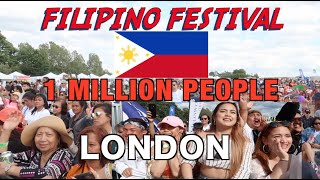Barrio Fiesta 2019 - Filipino Festival in London