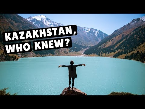 24 HOURS IN KAZAKHSTAN! Almaty Travel Vlog