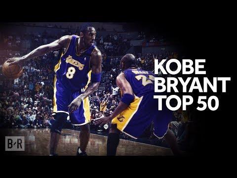 The Legend of Kobe Bryant - 20 Minutes of Kobe's TOP 50 NBA Highlights