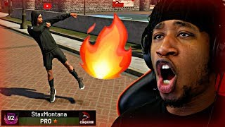 BUILDING THE PERFECT 3 POINT SHOOTING TEAM FOR PRO-AM! NOTHING BUT GREEN LIGHTS FALLING! - NBA 2K19