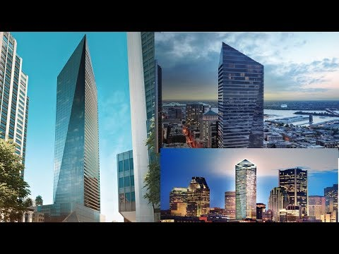 Victoria Sur Le Parc Condo :Montreal's(Canada) Future Tallest Luxurious Residential Building