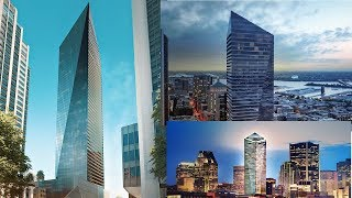 Victoria Sur Le Parc Condo :Montreal's(Canada) Future Tallest Luxurious Residential Building