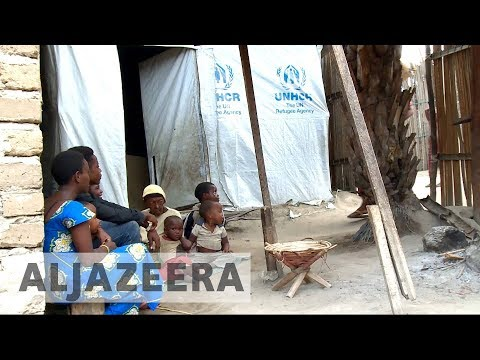 Burundian refugees in DRC camps face food shortages