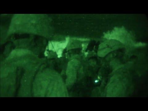 1/4 Marines Night Raid