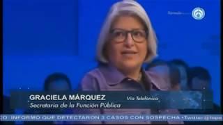 Graciela Márquez anunció que la próxima semana vendrá a México Wilbur Ross