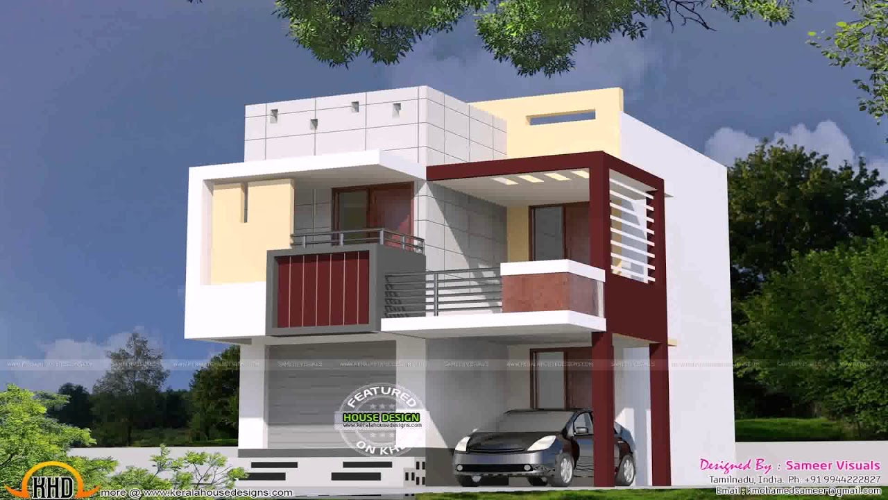 3 bedroom house plans double garage youtube for 3 bedroom house plans with double garage