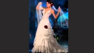 أحدث و أجمل فساتين الزواج 2015 رائع