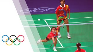 Badminton - Mixed Doubles - Sydney 2000 Summer Olympic Games