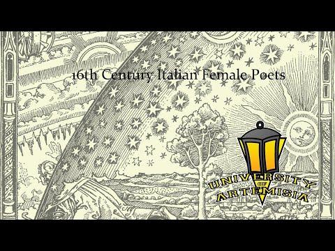 16th century Italian Female Poets